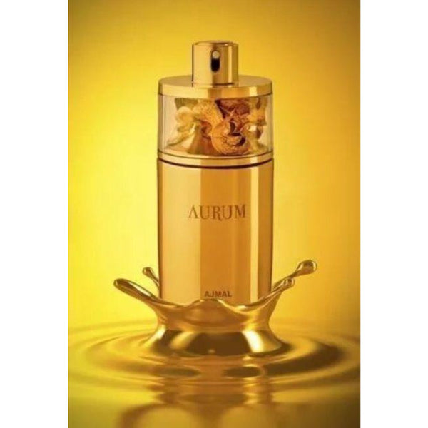 Ajmal Aurum 75ml Premium Spray By Ajmal