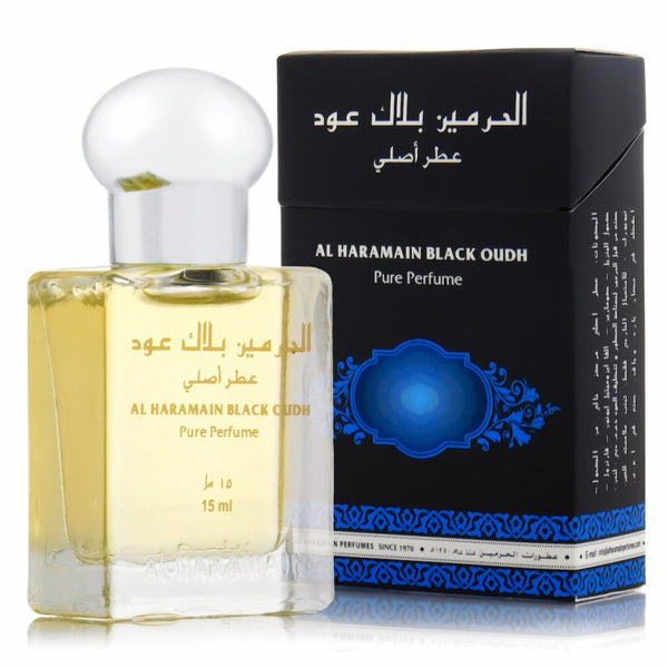 Haramain Black Oudh 15ML