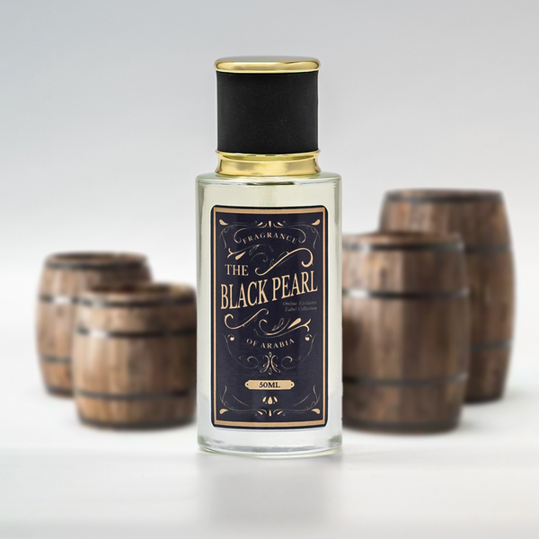 The Black Pearl Perfume Spray 50ml