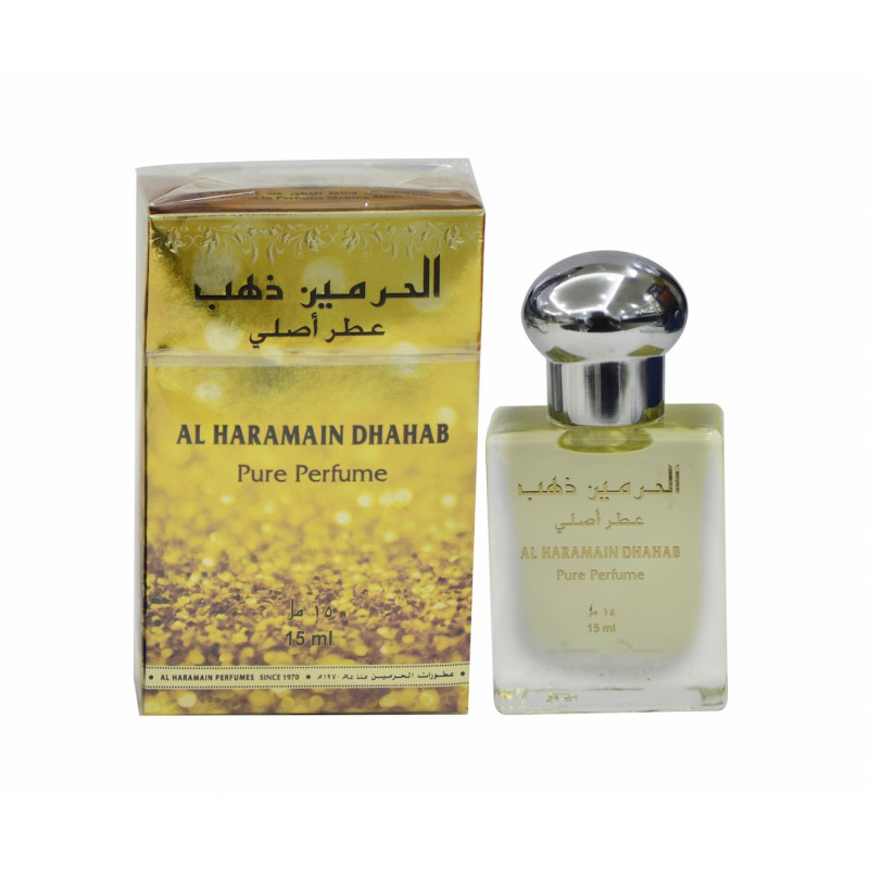 HARAMAIN DHAHAB 15ML BY HARAMAIN