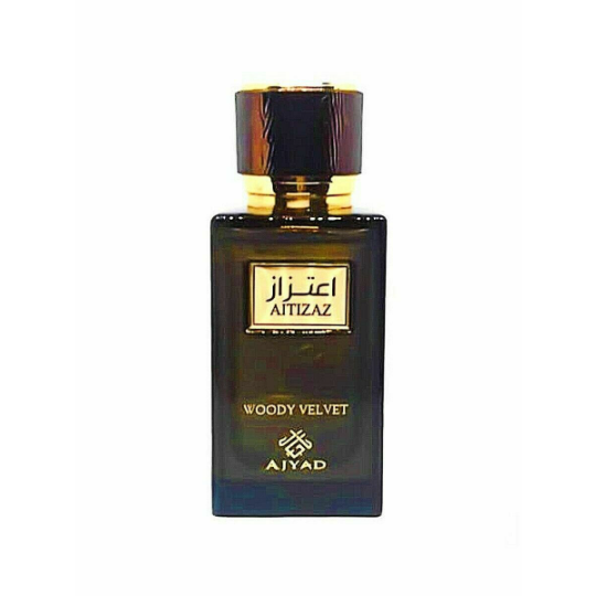 AITIZAZ WOODY VELVET 100ML BY AJYAD