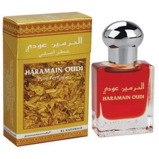 Haramain Oudi 15Ml