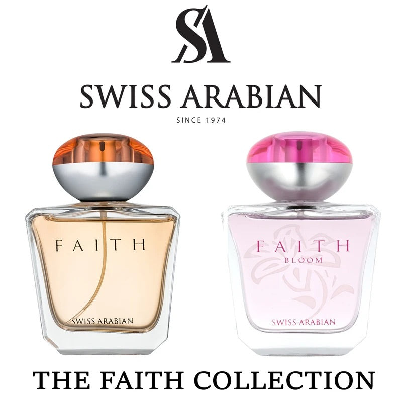 FAITH, WESTERN INFUSION WOMEN'S EDP COLLECTION #2 (SAVE) BY SWISS ARABIAN