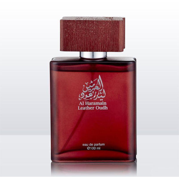 LEATHER OUDH BY AL HARAMAIN 100ML