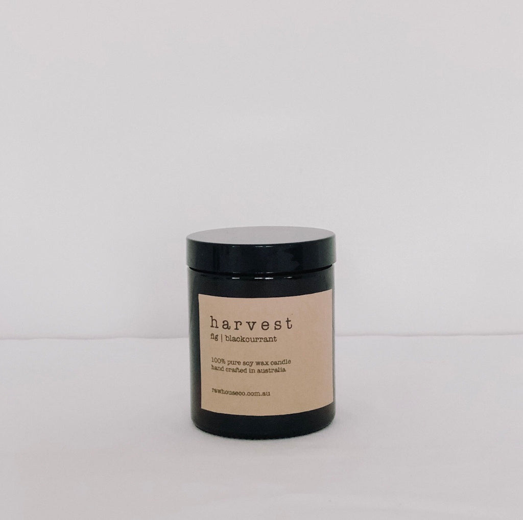 HARVEST: FIG | BLACKCURRANT SOY CANDLE