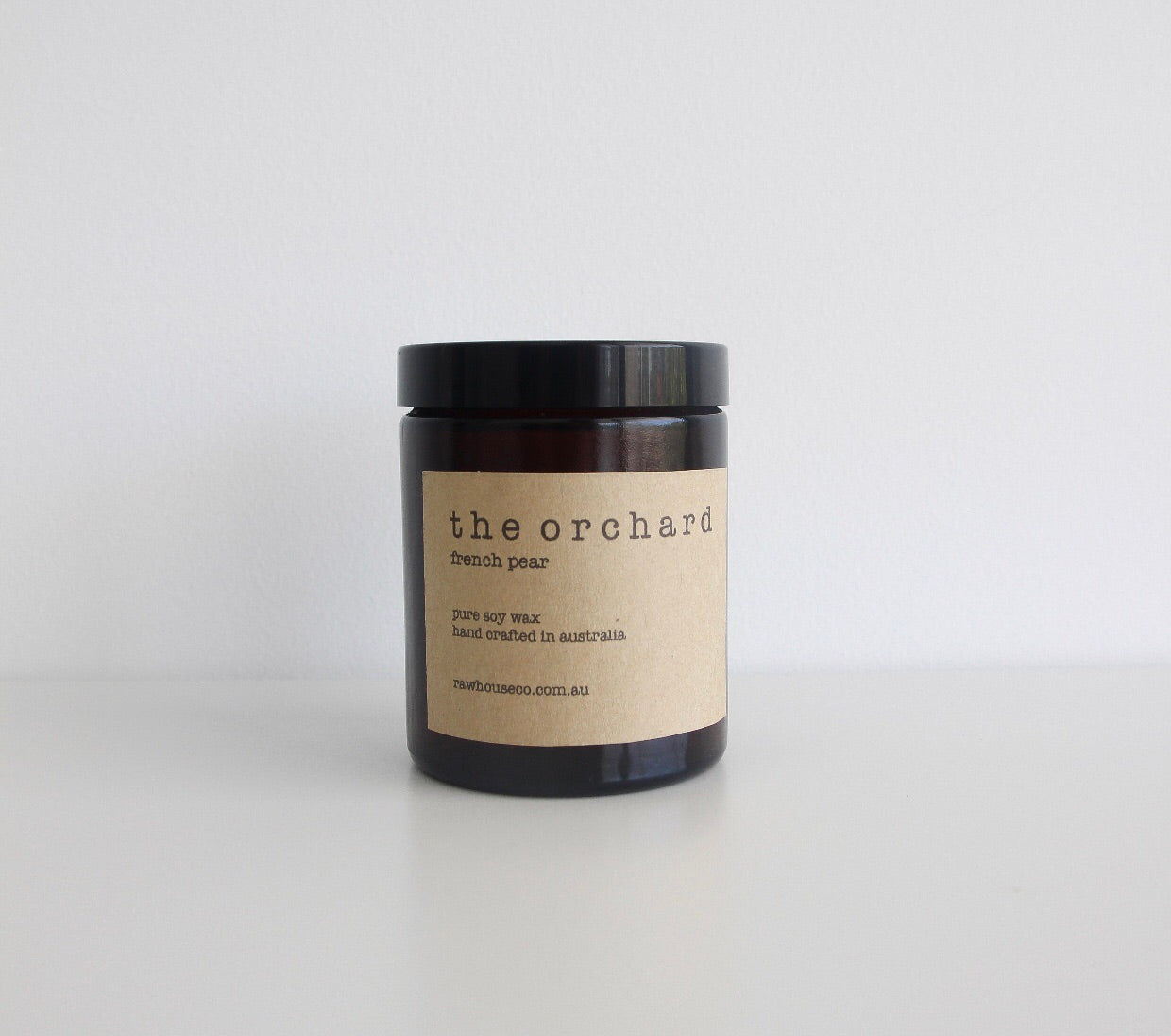 THE ORCHARD: FRENCH PEAR SOY CANDLE