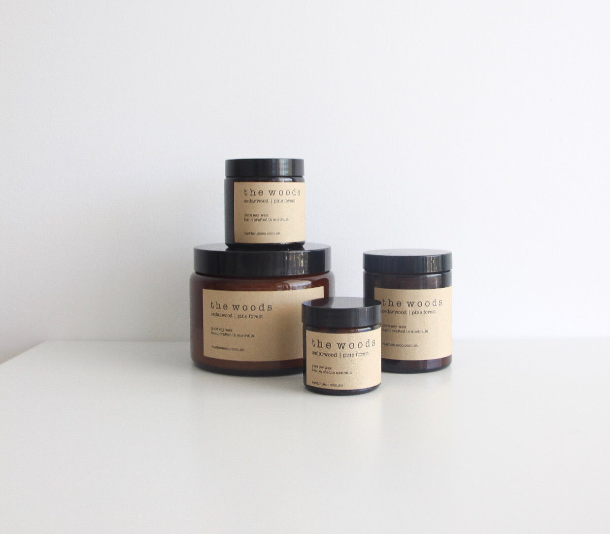 THE FIGTREE: BROWN SUGAR | FIG SOY CANDLE