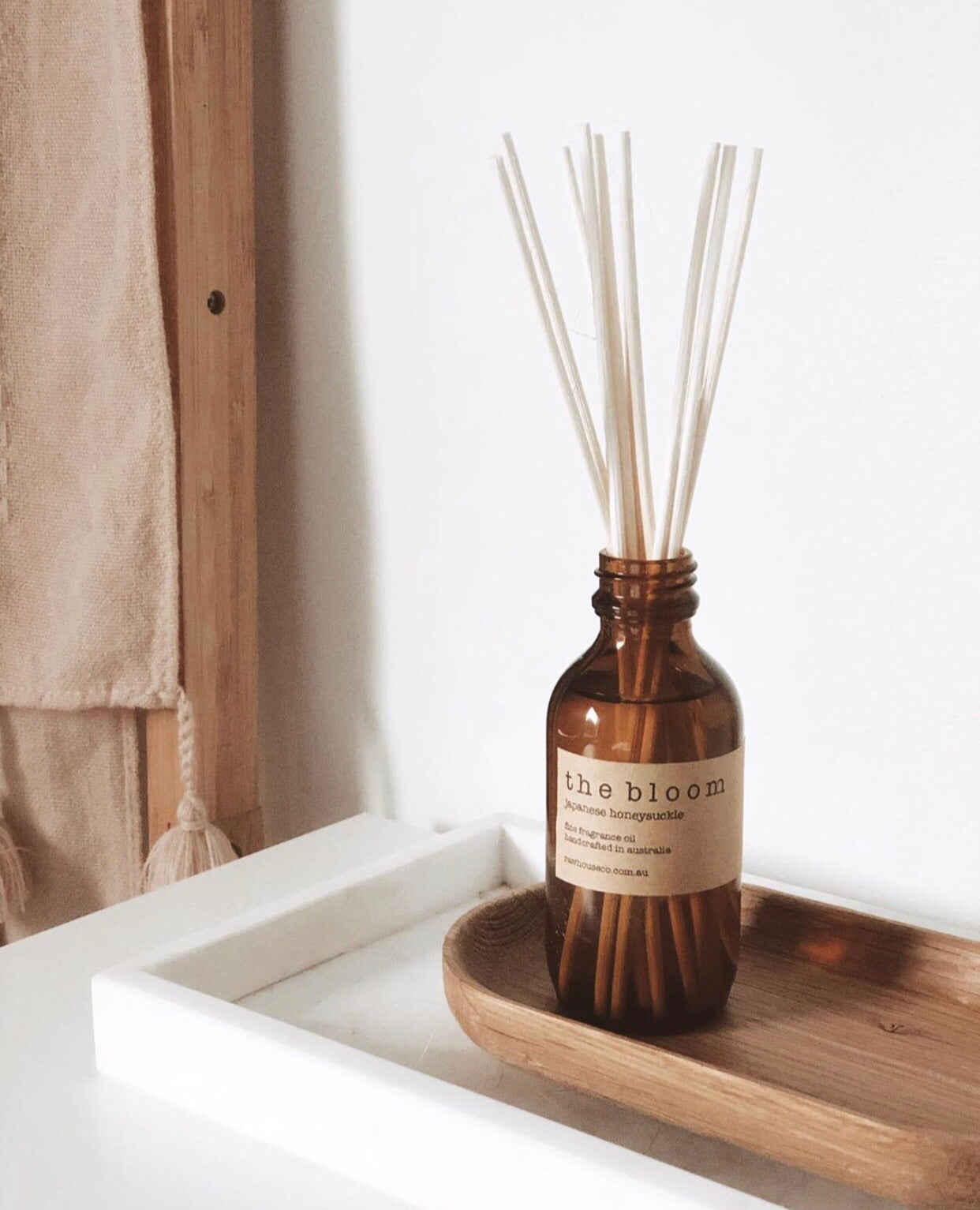 THE BEACH: LIME | LEMONGRASS REED DIFFUSER