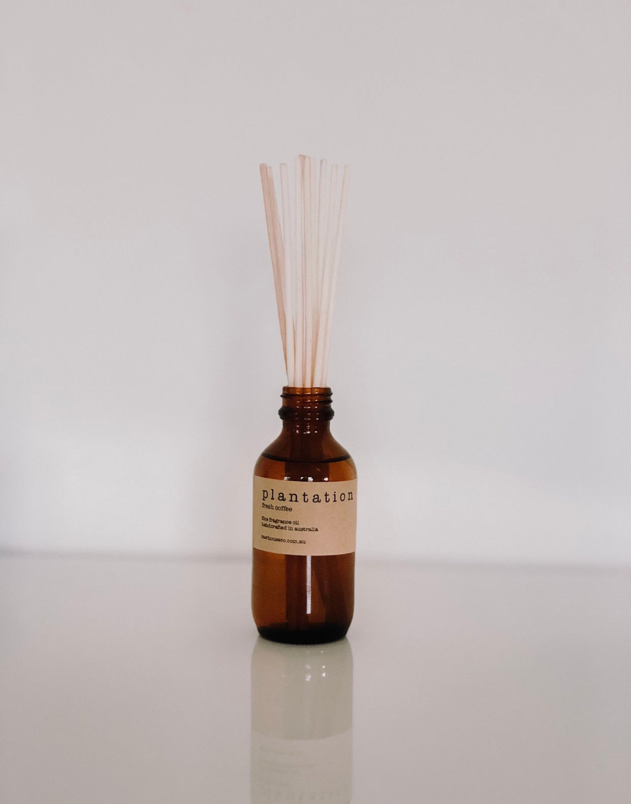 PLANTATION:  FRESH COFFEE REED DIFFUSER