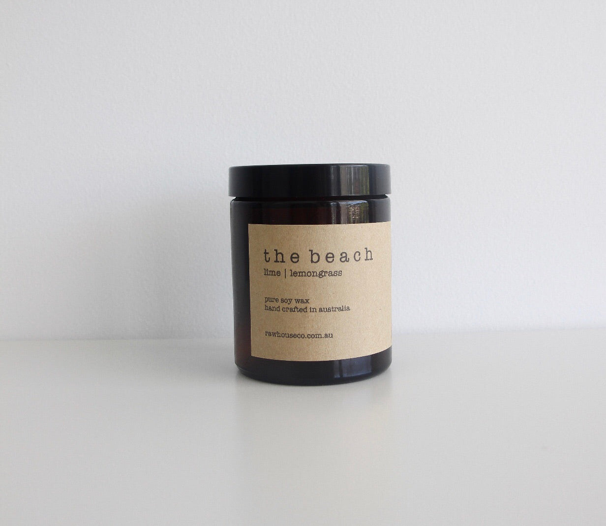 THE BEACH  |  PURE SOY CANDLE