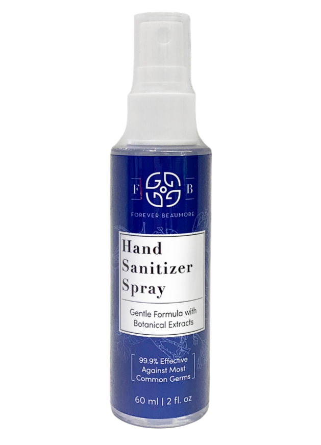 2oz | 60ml Botanical Hand Sanitizer