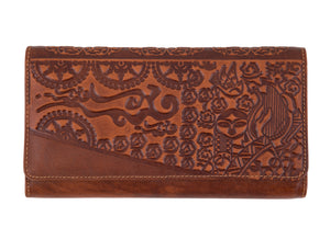 Genuine leather art - socialblingz