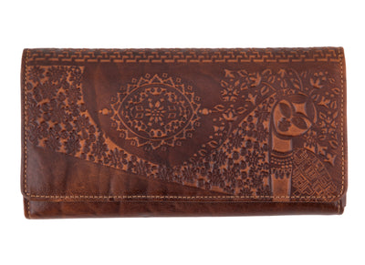 Authentic Leather Wallet - Social Blingz