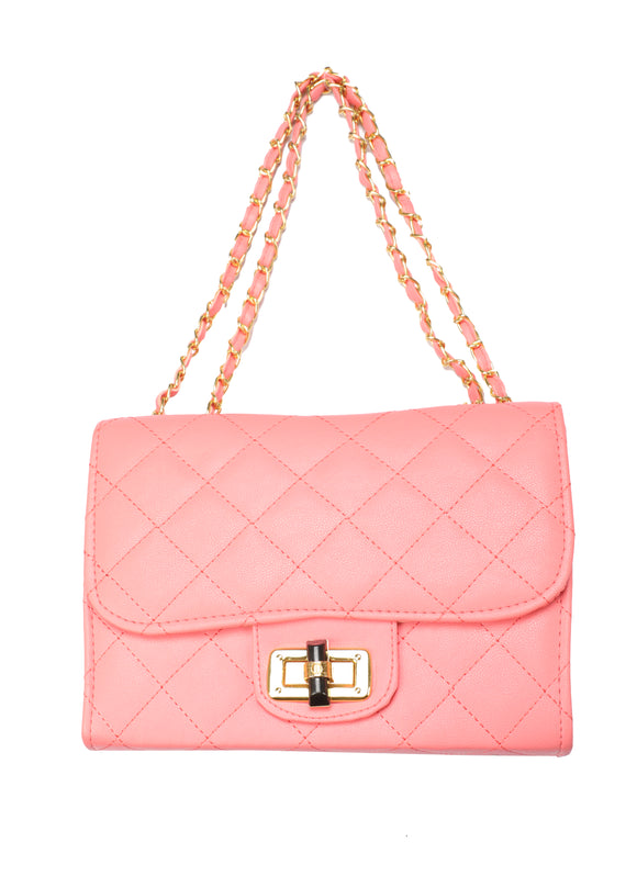 Quilted Sling - socialblingz