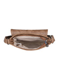 Folder Leather Sling - socialblingz