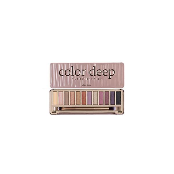 12 Color Eyeshadow Palette (1.5g*12ea)_Glam Shine