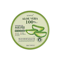 Aloe Vera 100% Soothing Gel (300ml) EUNYUL