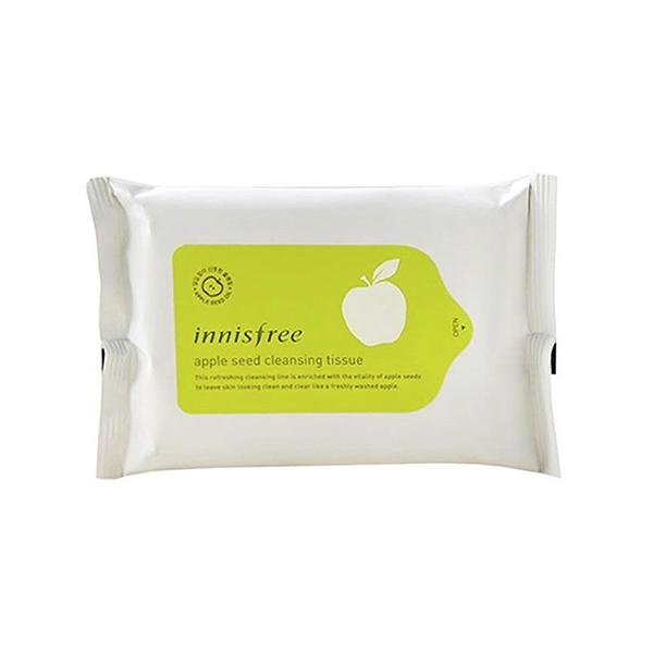 Apple Seed Cleansing Tissue (15ea) innisfree