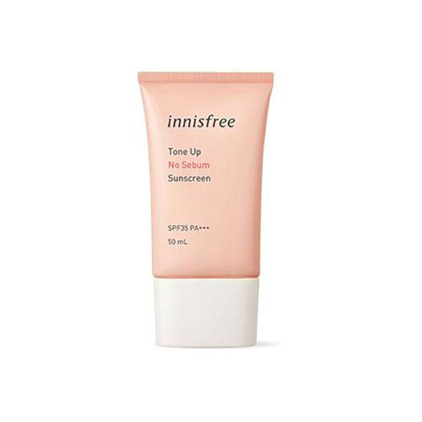 Tone Up No Sebum Sunscreen SPF35 PA+++ (50ml)