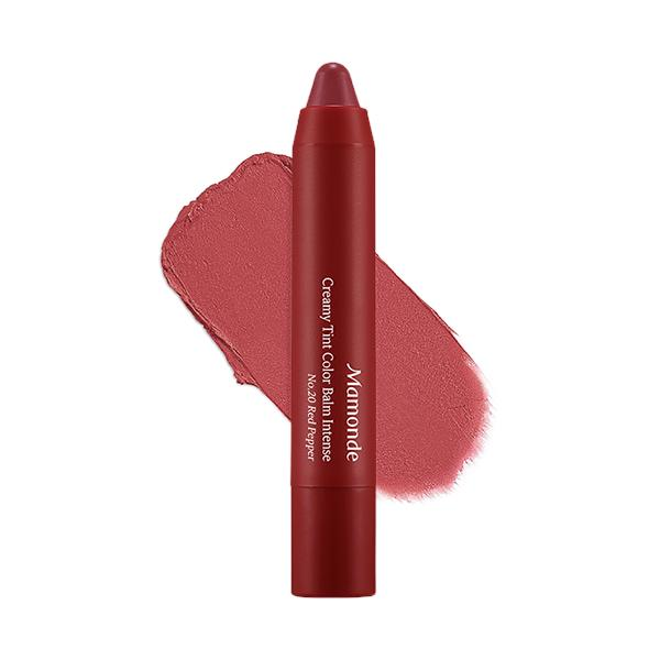 Creamy Tint Color Balm Intense (2.5g) Mamonde 20 Red Pepper