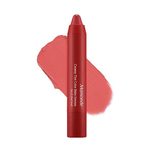 Creamy Tint Color Balm Intense (2.5g) Mamonde 21 Red Soul