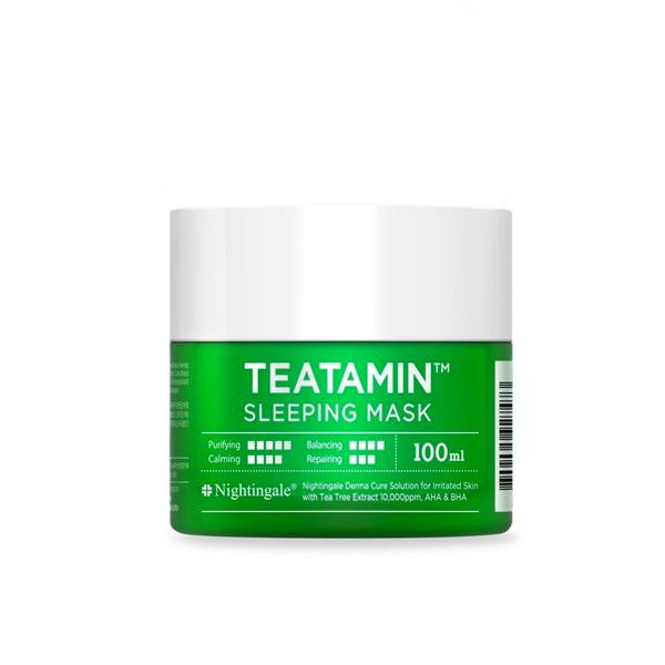 Teatamin Sleeping Mask (100ml)