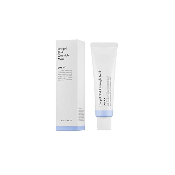 Low PH BHA Overnight Mask (50ml)