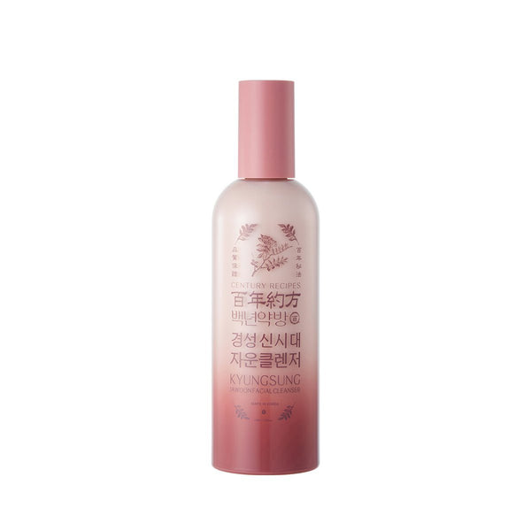 Kyungsung Jawoon Facial Cleanser (120ml) CENTURY RECIPES