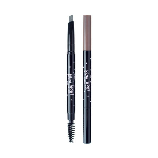Brow Wow Eyebrow Pencil (0.18g) A'BLOOM 01 Grey Brown
