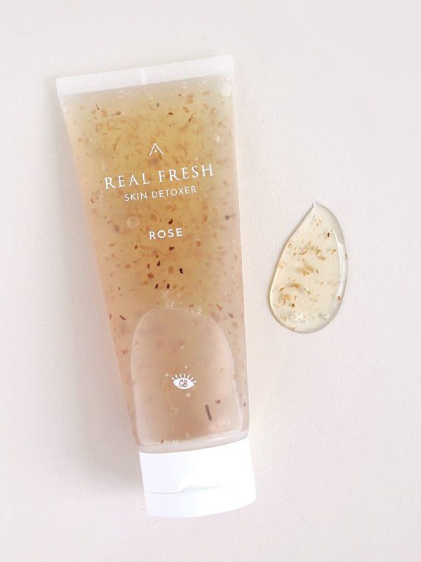 Real Fresh Skin Detoxer Rose (150ml)
