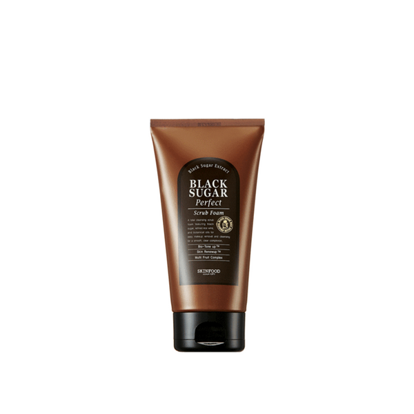 Black Sugar Perfect Scrub Foam (180g)