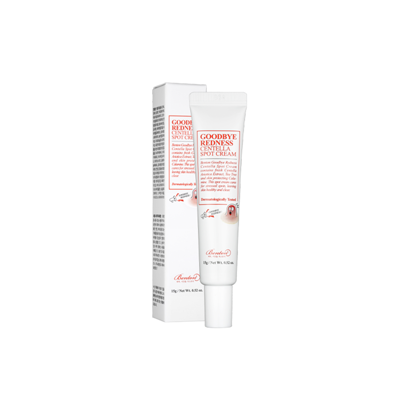 Goodbye Redness Centella Spot Cream (15g)