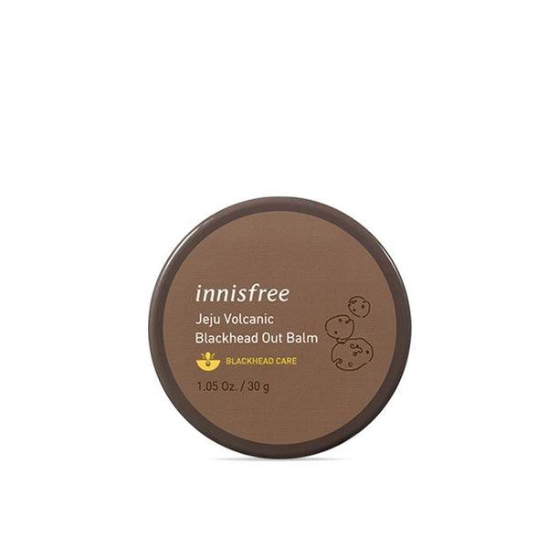 Jeju Volcanic Black Head Out Balm (30g) innisfree