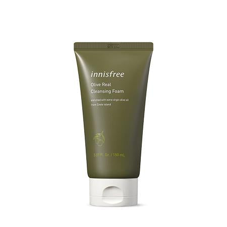 Olive Real Cleansing Foam (150ml)