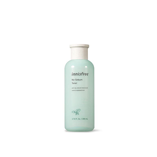 No-Sebum Toner (200ml) innisfree