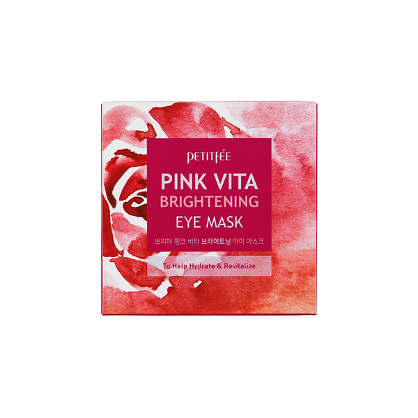 Pink Vita Brightening Eye Patch (60 Patches)