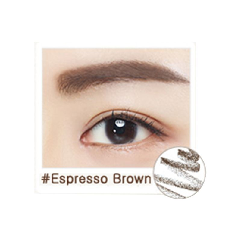Auto Eyebrow Pencil (0.3g) innisfree 05 Espresso Brown  ?id=15298036629583