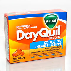 Vicks DayQuil NightQuil