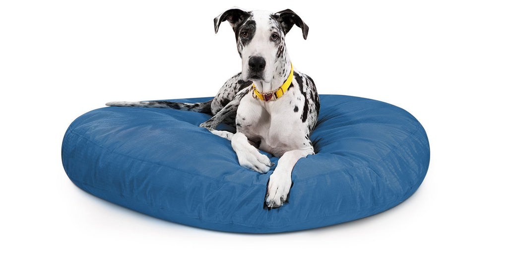Tough Round Nesting Dog Bed™