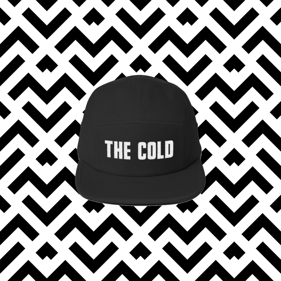 Classic Skater Cap - The Cold - Black