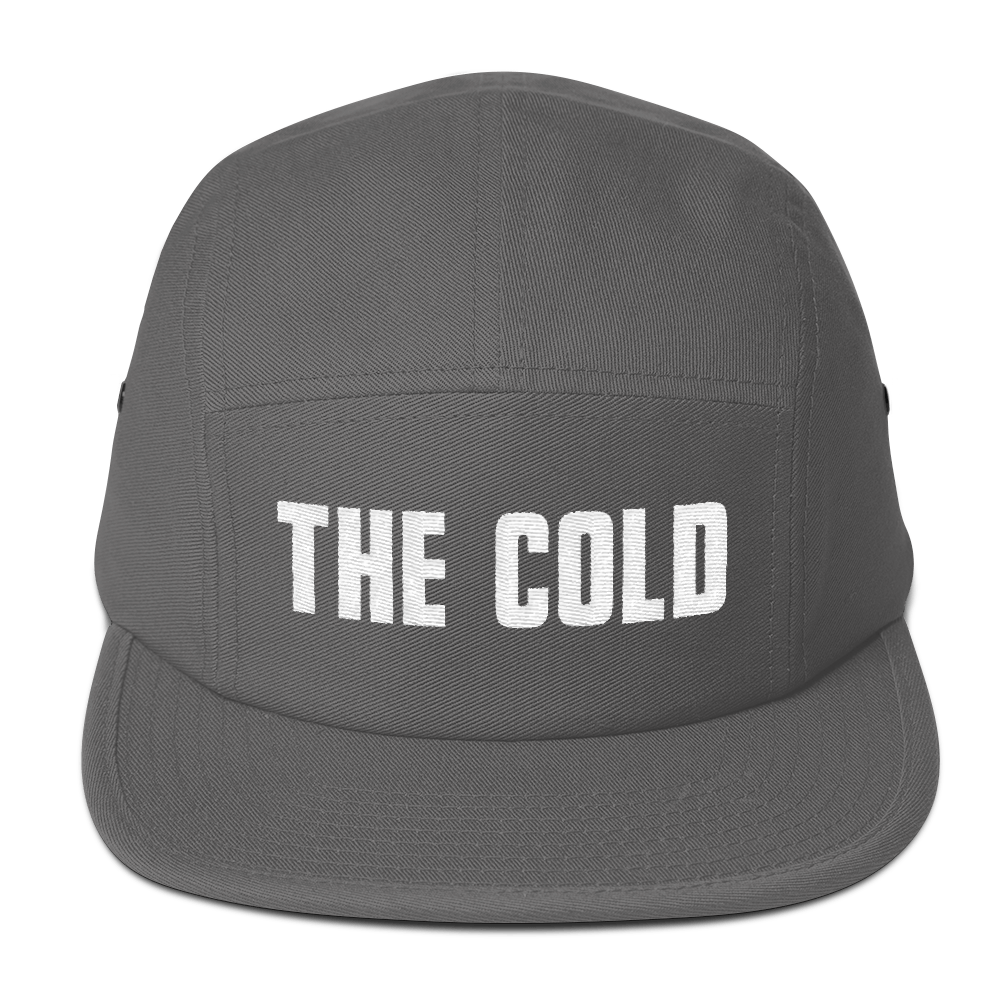 Classic Skater Cap - The Cold - Grey