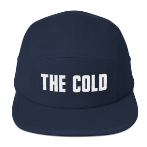 Classic Skater Cap - The Cold - Navy