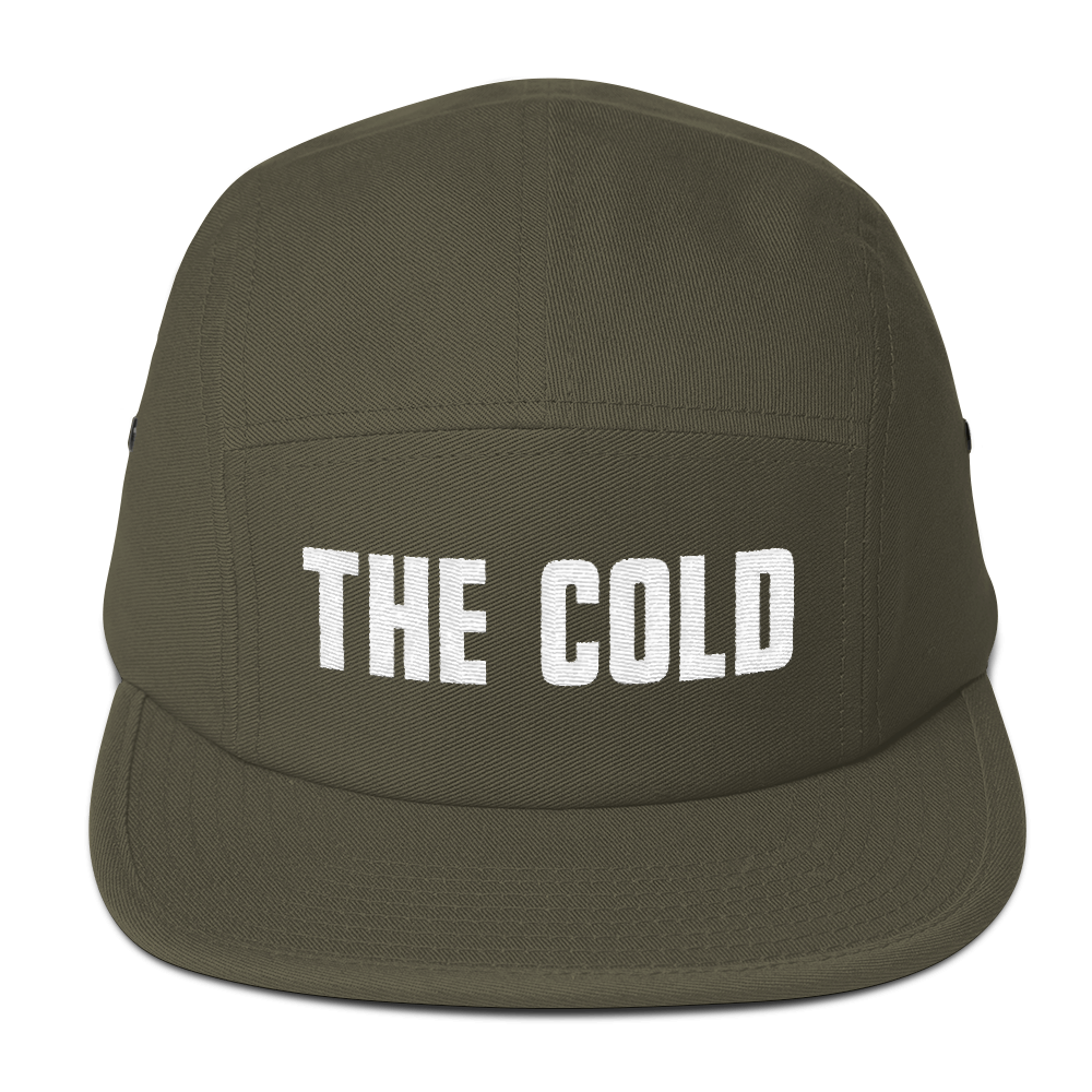 Classic Skater Cap - The Cold - Olive