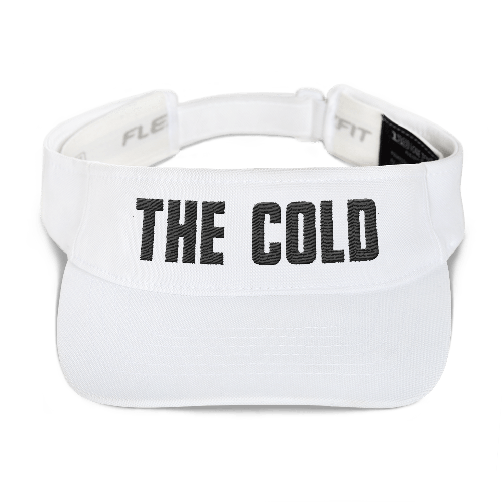Festival Visor | White - The Cold