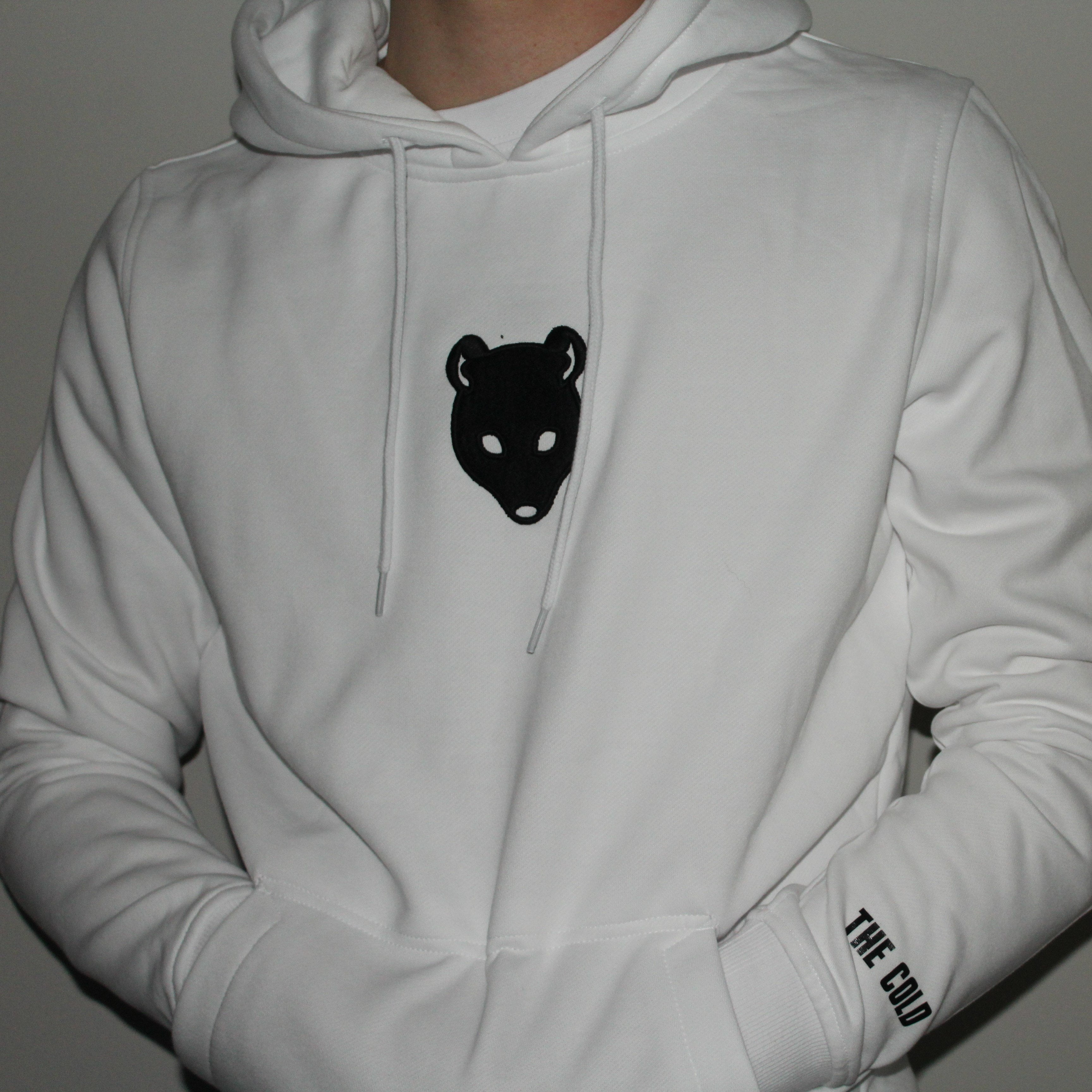 INVERSE PULLOVER HOODIE - The Cold