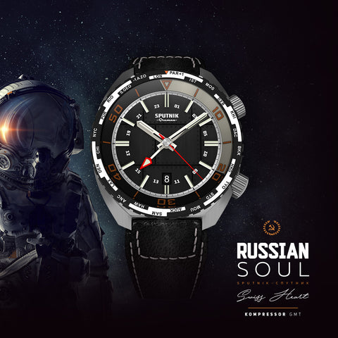 Sputnik Kompressor GMT