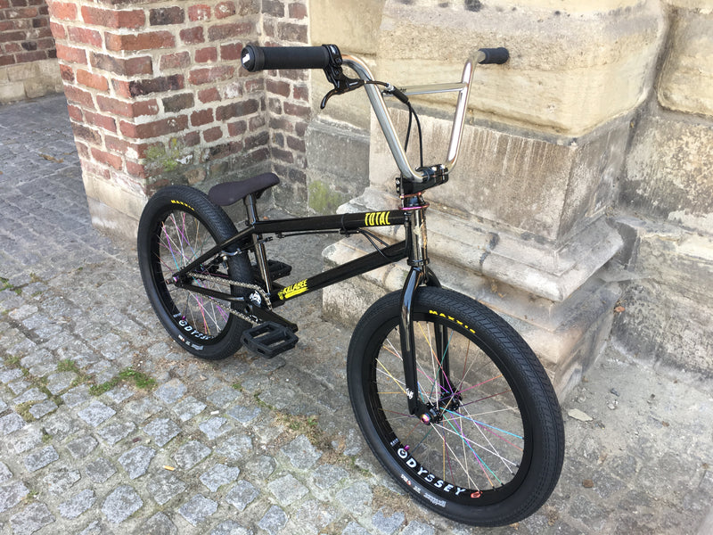 Samengestelde Totalbmx Killabee K3 bike