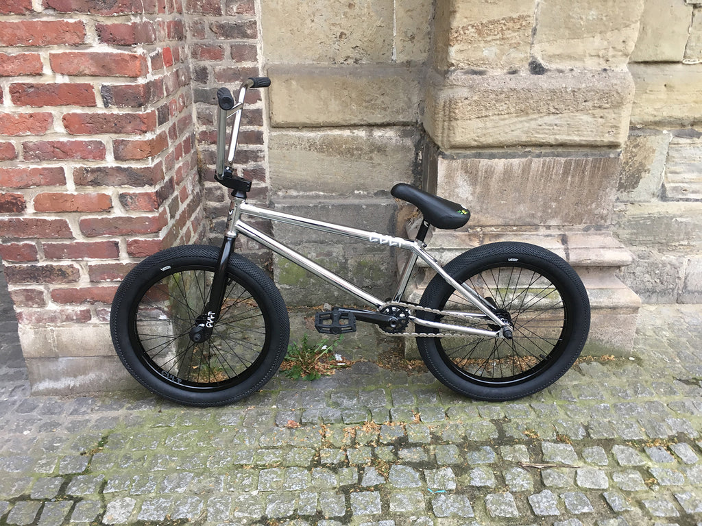 Cult Chase Hawk V3 custom BMX build