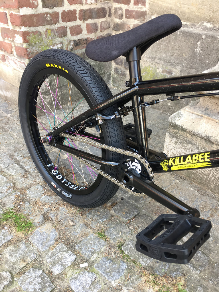 Custom Totalbmx Killabee K3 BMX bike