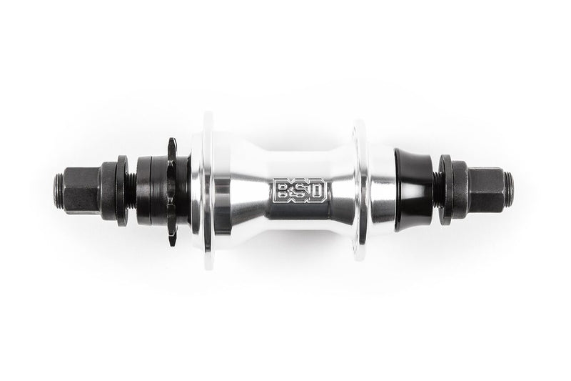 Pro Back Street Cassette Hub Male Polished